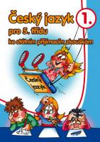 Český jazyk pro 5. třídu ke státním přijímacím zkouškám 1